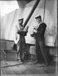 RAN sailors