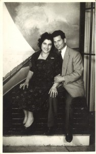 Teresina and Giovanni Cama