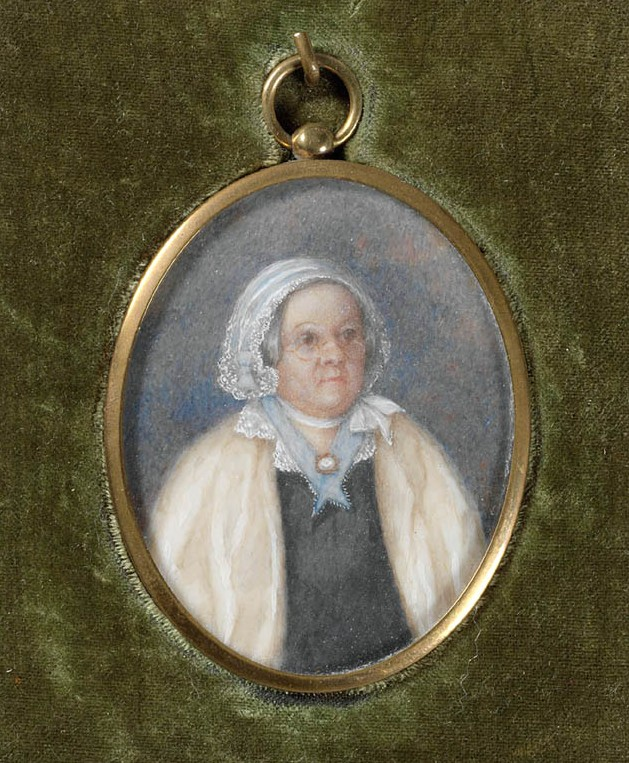 Mary Reibey, c 1835. Mitchell Library, State Library of NSW.