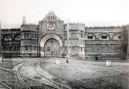 Long Bay prison