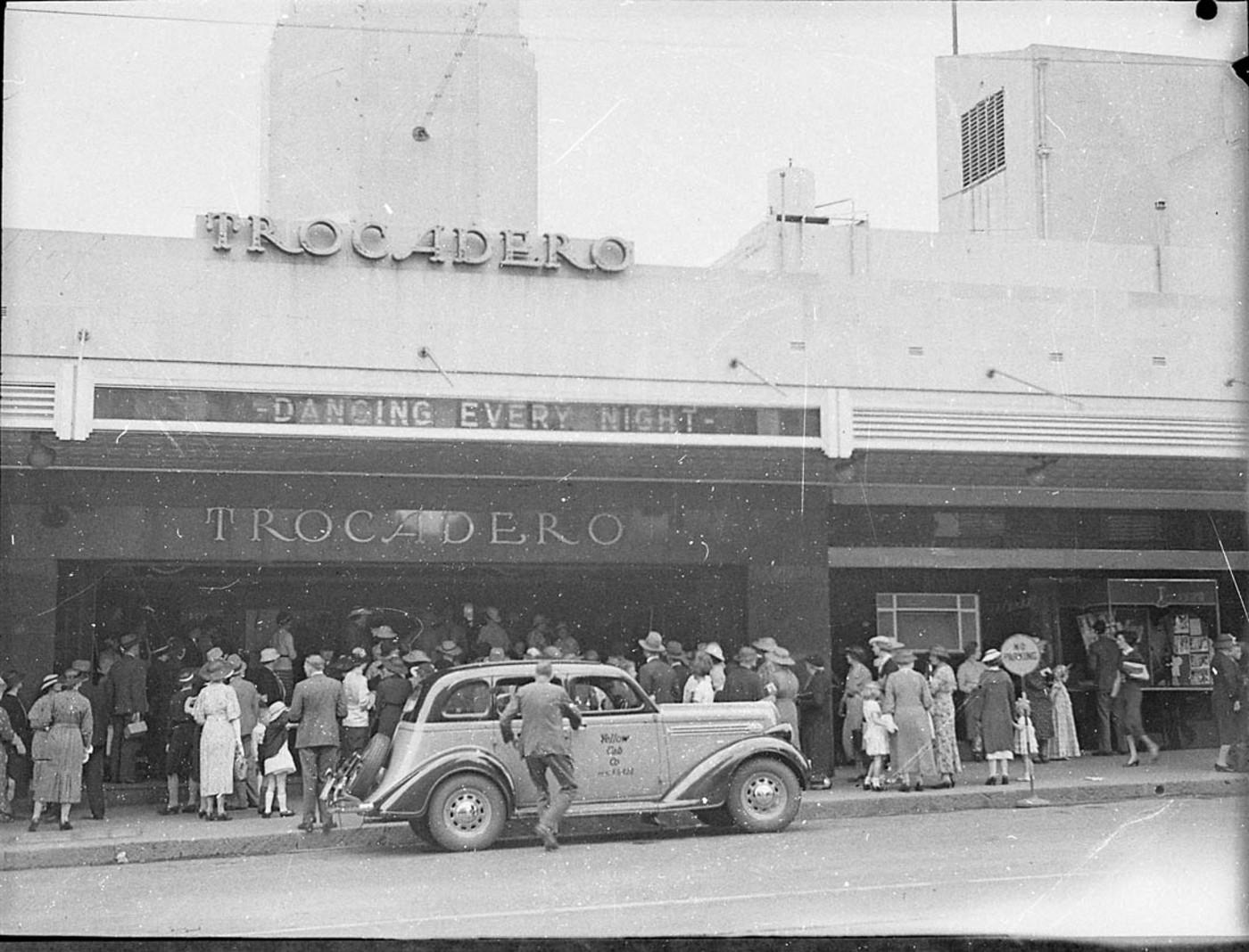The Trocadero: Sydney's most glamorous dance hall