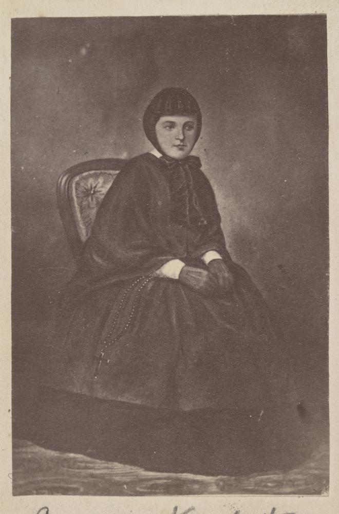 Constance Kent: The 'murderess'