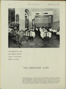 The Hermitage Cafe